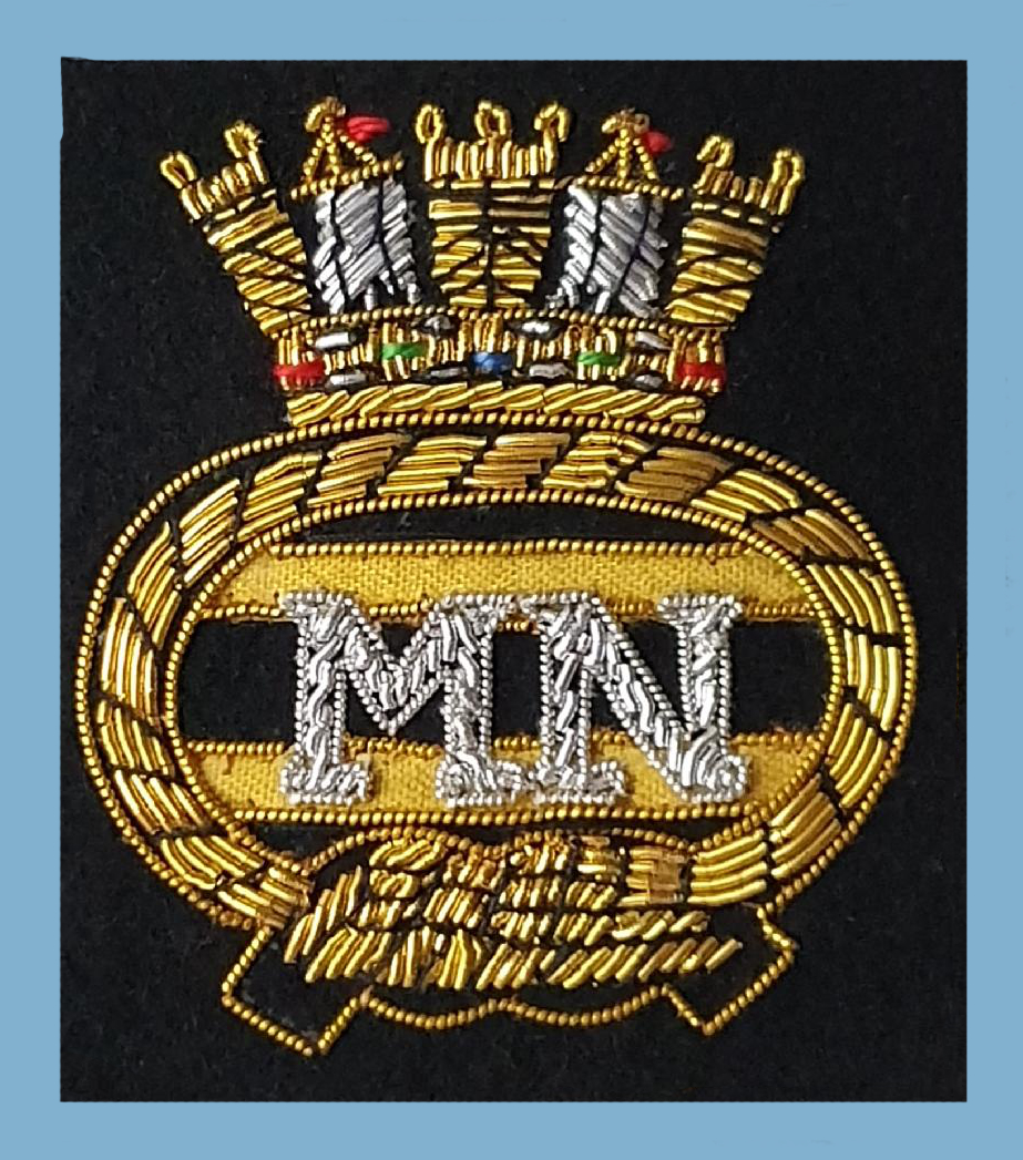 202a MN blazer badge